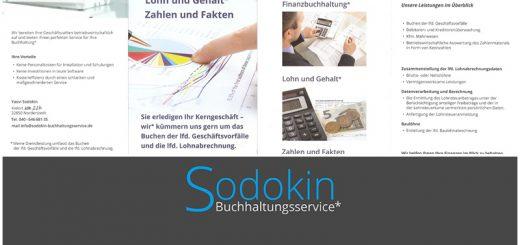 Sodokin-Buchhaltungsservice