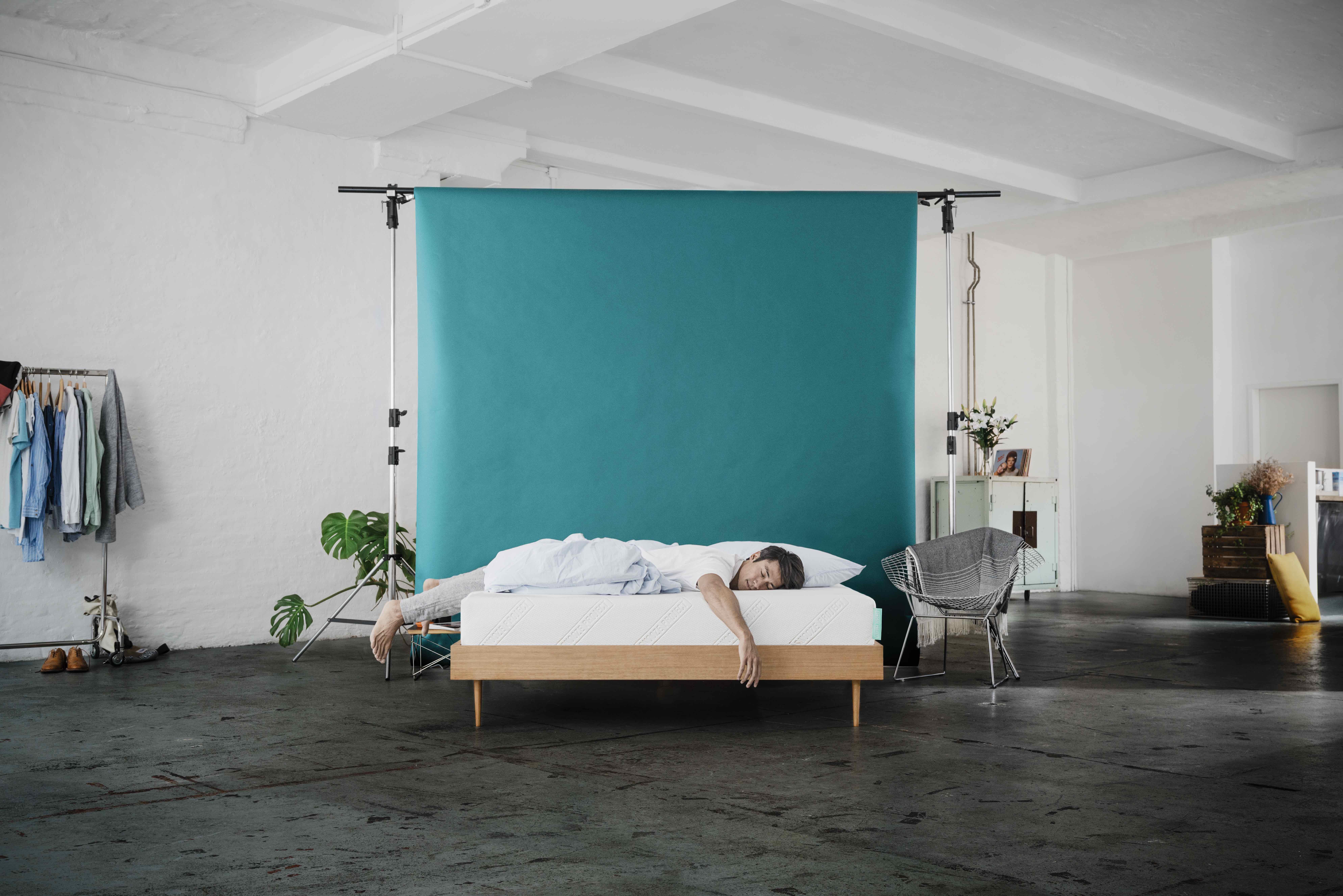 snooze project. Black Bedroom Furniture Sets. Home Design Ideas
