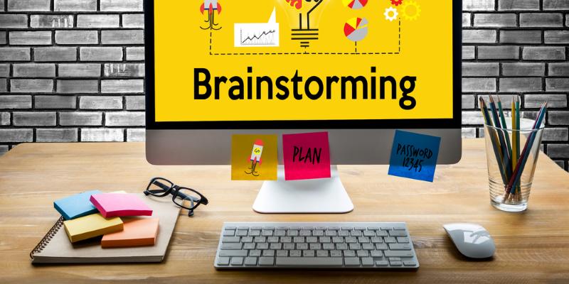 Brainstorming – Regeln, Methoden und Tipps zur Kreativitätstechnik