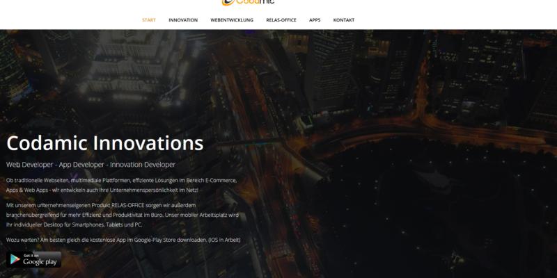 Codamic Innovations UG (haftungsbeschränkt)