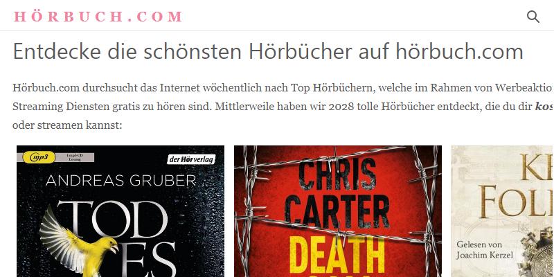 Hörbuch.com
