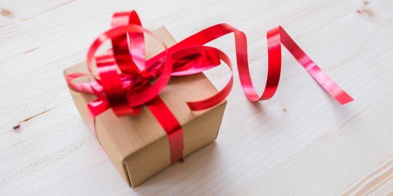 Geschenk beforderung kollege