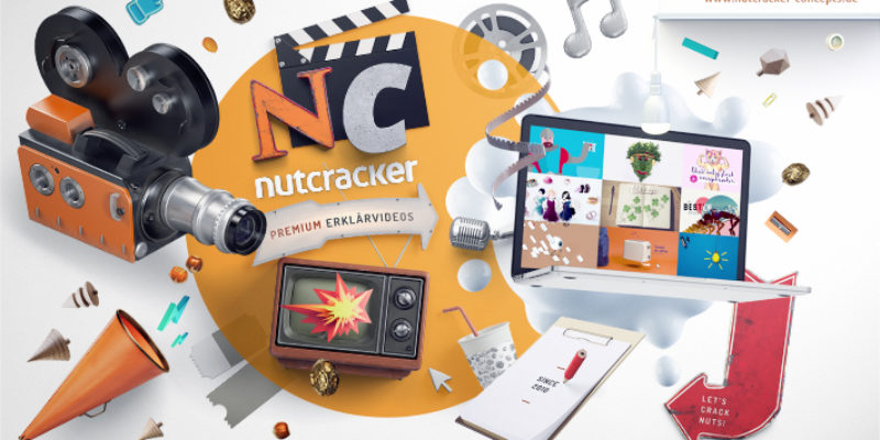 nutcracker webvideo-communication – Premium Erklärvideos