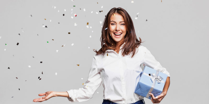 Der große Business-Knigge: Geschenke am Arbeitsplatz