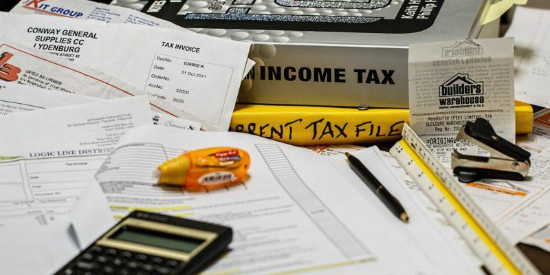 Einkommenssteuer – Das sollten Start-ups wissen!