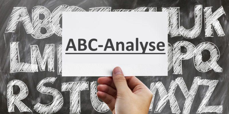 ABC-Analyse – Prioritäten richtig setzen