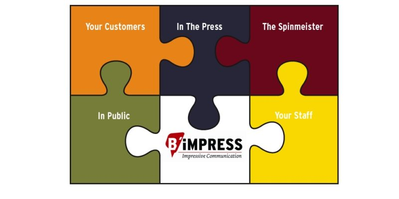 B'IMPRESS – impressive communication in IT