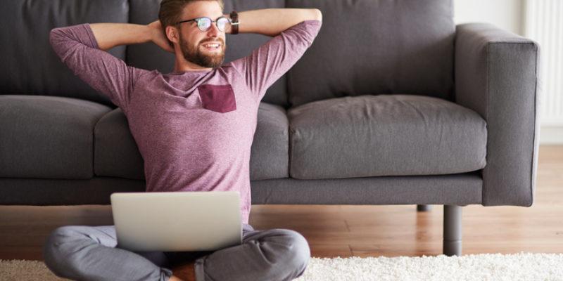 Produktiv im Home-Office: Selbstorganisation und Entspannung lernen