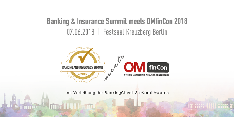 Banking and Insurance Summit meets OMfinCON