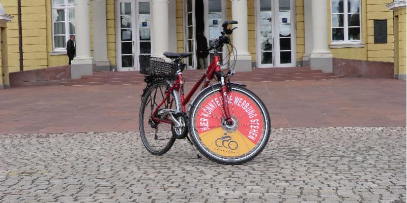 Meinfahrradspendet / Karlsruher Spendenradeln