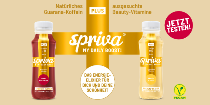 spriva – the smart refresher