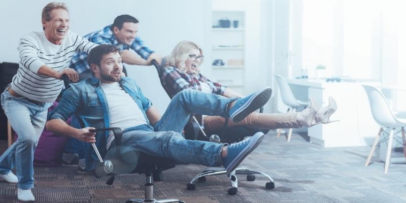 Clevere Büroplanung für Start-ups