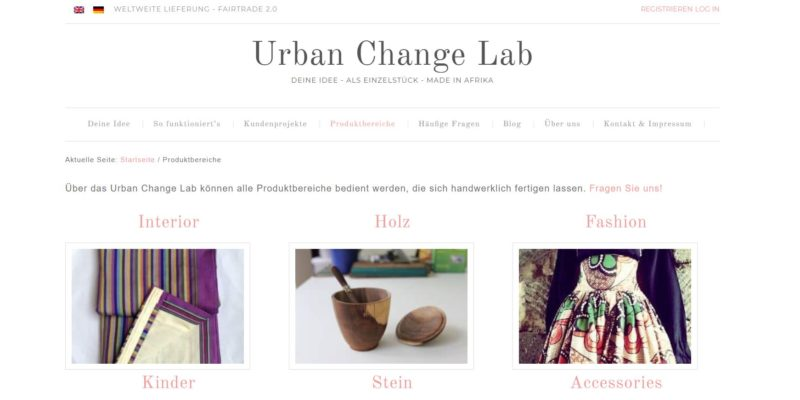Urban Change Lab