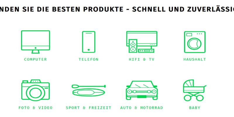 DieProduktsuche.de