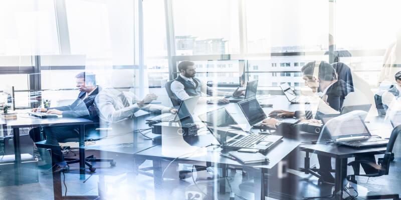 Wie sollten Startups ihr Büro einrichten?