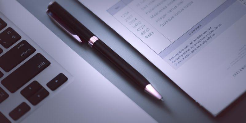 Rechnungskorrektur – Darf ich fehlerhafte Rechnungen ändern?