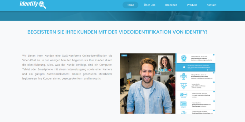 identify by Business Service Solution GmbH