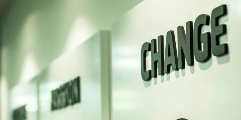 Die Bedeutung von Change Management für Unternehmen