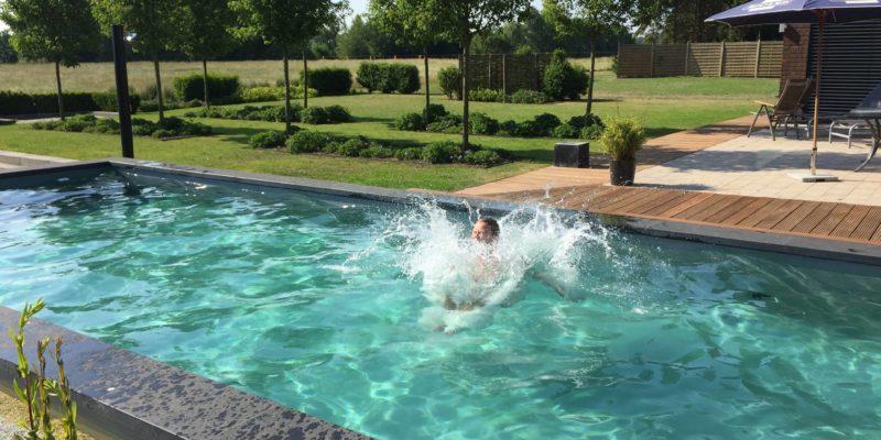 ProTeich – Schwimmteiche liegen stark im Trend