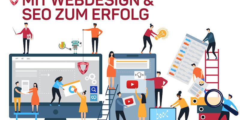 Warum ein Start-up direkt von Anfang an gutes Webdesign & SEO braucht!