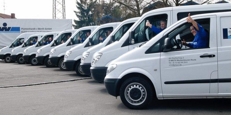 Plattenhardt + Wirth GmbH: Der Spezialist für Kühlraumbau