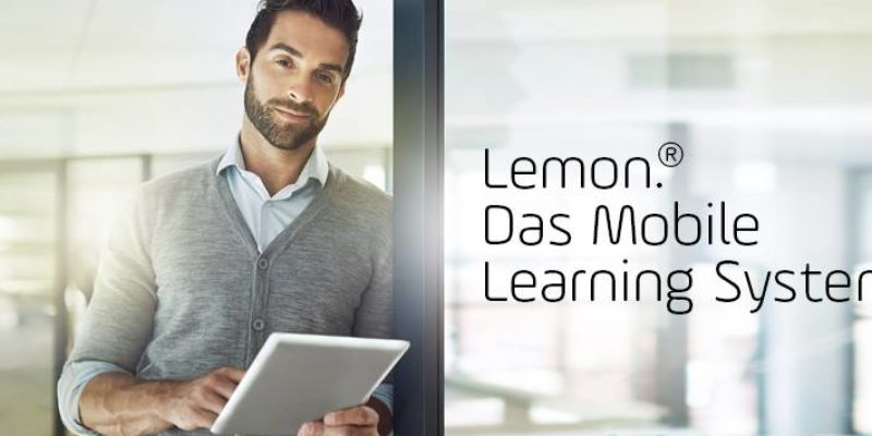 Lemon Systems – Mobile Learning mit: einfach, intuitiv und on demand
