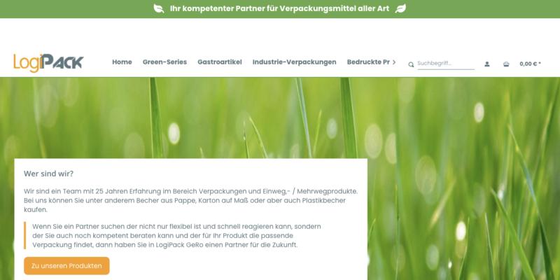 LogiPack – Der kompetente Partner für Verpackungsmittel aller Art