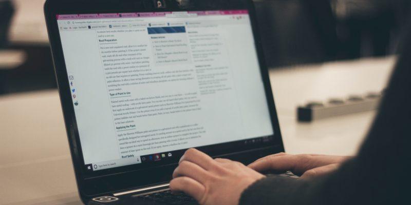 Unterschätzte Marketing-Option: Blog für die Unternehmenswebsite